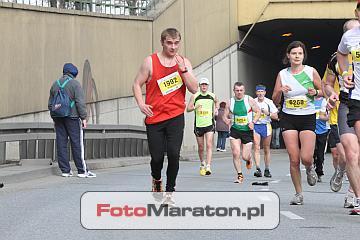 7 Półmaraton Warszawski 2012