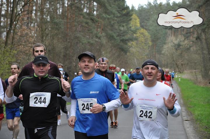Mistrzostwa Polski w maratonie Dębno Lubuskie 201239 Maraton Dębno