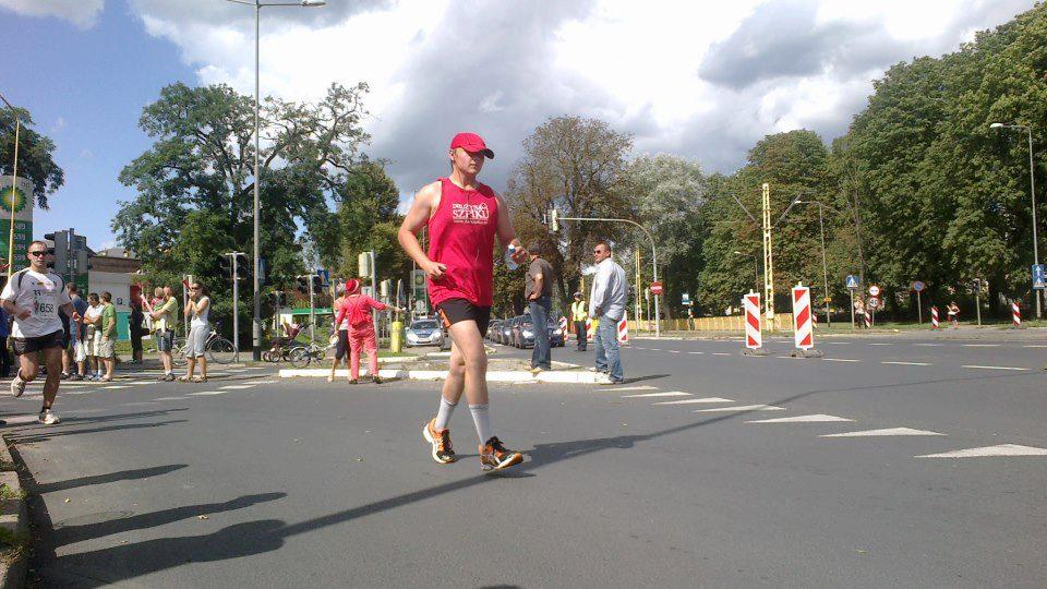 33 Półmaraton Gryfa Szczecin 2012