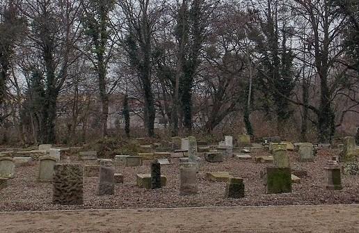 Lapidarium przy ulicy Smutnej, Szczecin Klęskowo