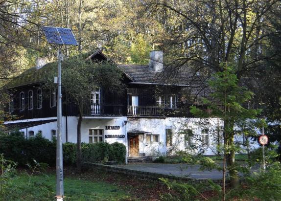 Dwór Katarzyny, Der Katharinehof