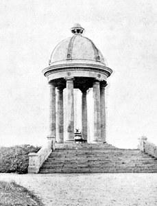 Cap Dlebruck, Wzgórze Widok ok. 1900