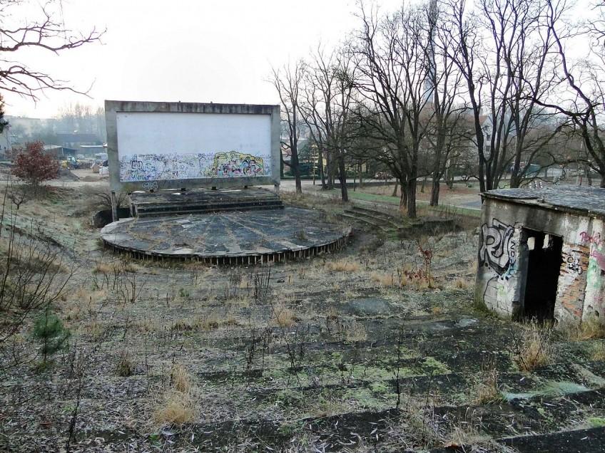 Amfiteatr, Żydowce