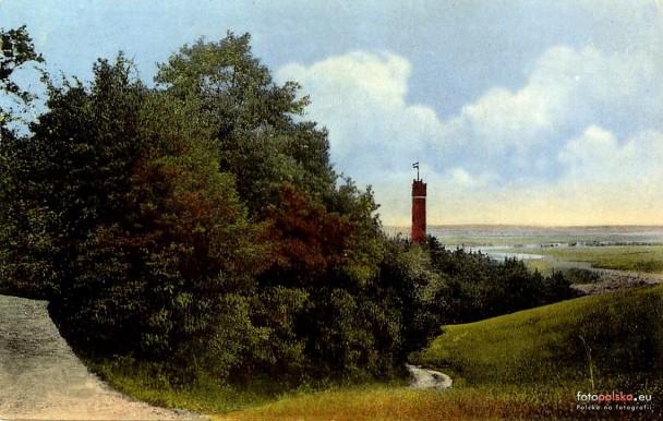 Wieża Baresela ok. 1905 roku